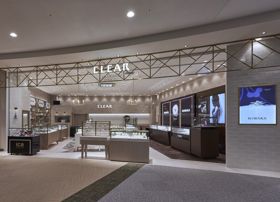 CLEAR (クリア) by KAWASUMI イオンモール津南店